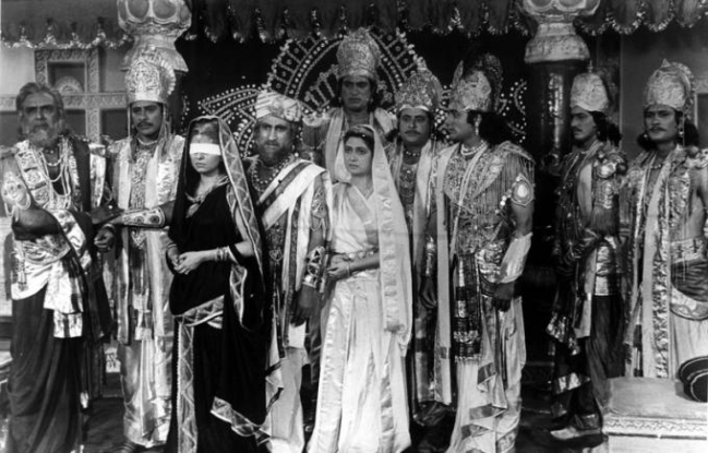 Amazing facts about 1988 tv's Mahabharat series!