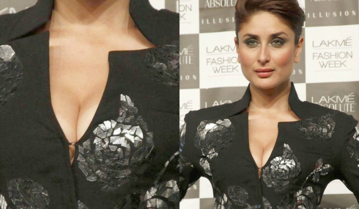Kareena top dress controversy