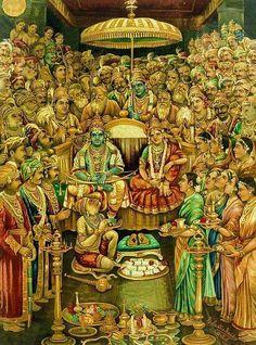 Know importance of diwali according to ramayan!