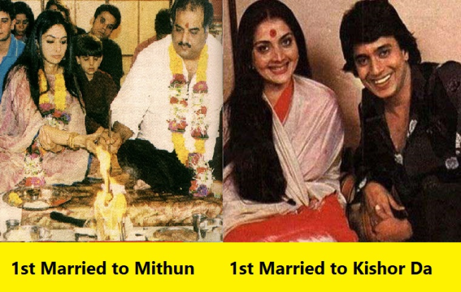 Bollywood actress 2nd inning of marriage was successful