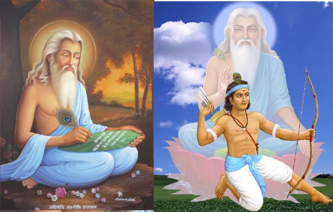 Know original history of sage valmiki & eklavya..