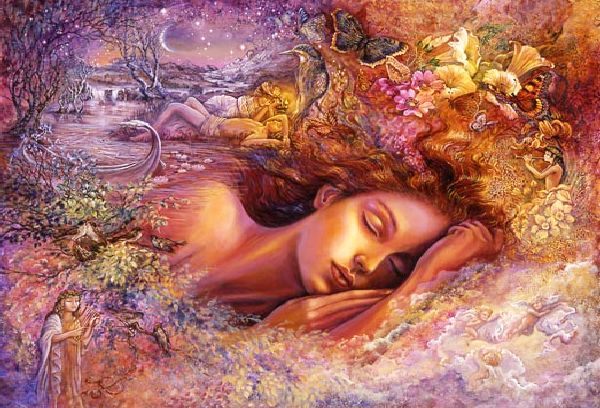 what is dreams actually as per mythology?