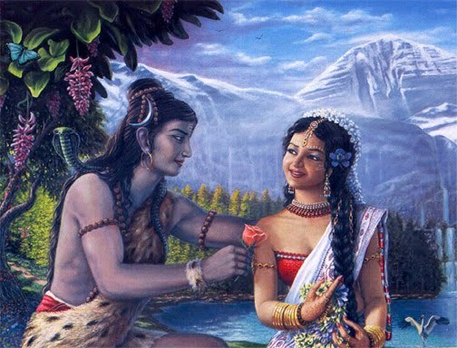 Amazing lord shiva's story of marriage with parvati!