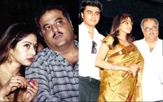 Know secret of sridevi's life in boni kapoor