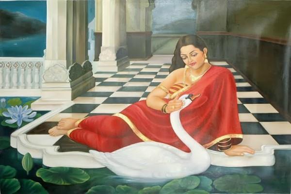 Read previous berth of nal-damayanti