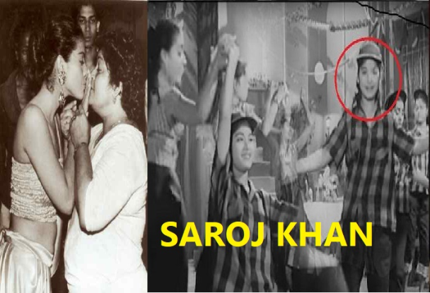 Saroj khan unfolded story of achievement!