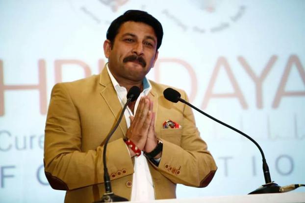 Manoj tiwadi an real hero from bihar