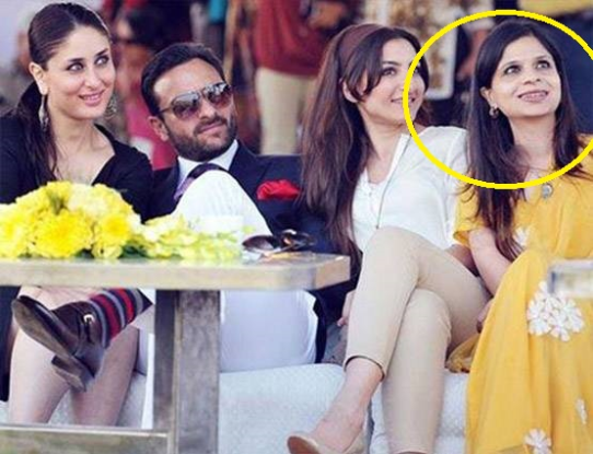 Know another sister of saif ali, few know about her!