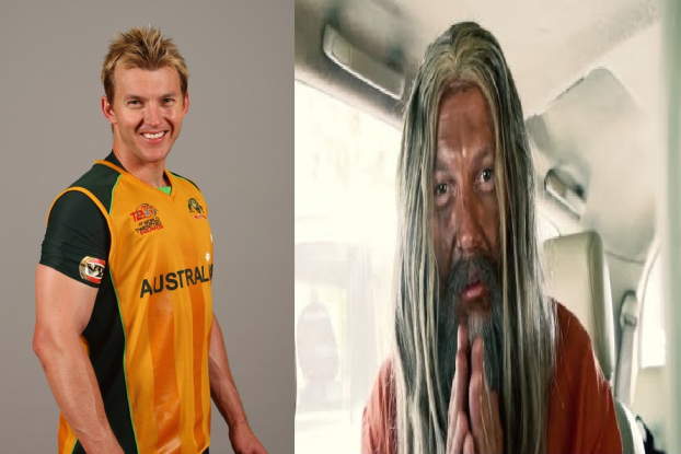 Brett lee turn sanyasi, but for what?