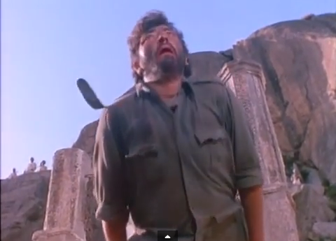sholay climax deleted scene!