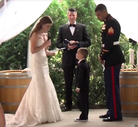 Stepmom's Wedding Will Melt Your Heart too
