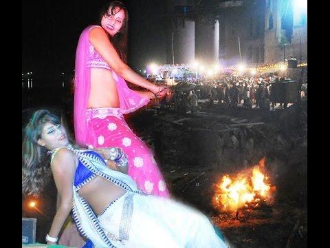 What is story behind women dancing in Shamshan
