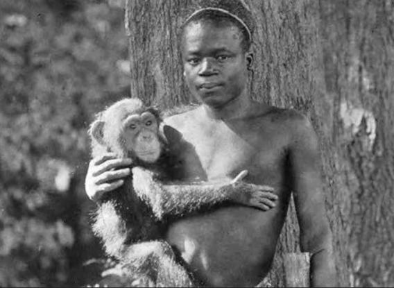 ota benga the adam man of zoo!