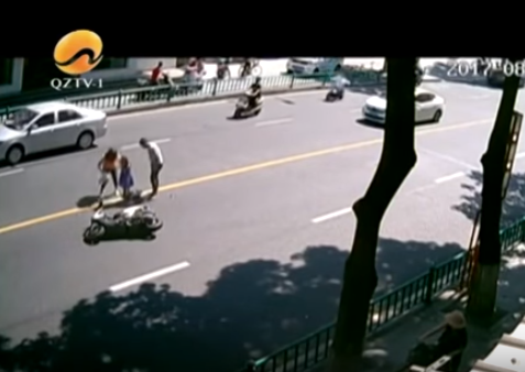 made in china scooter fails in safety