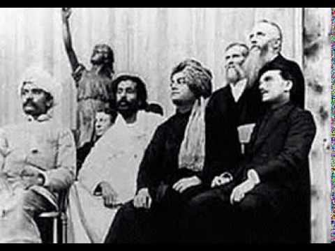 Vivekanand's live video of speech
