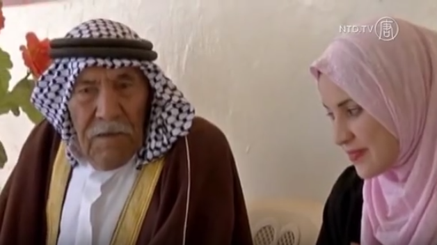 marriage ceremony of 92 old man with 22 years girl!